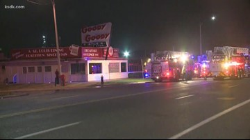 Goody Goody Diner damaged in electrical fire