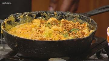 Recipe of the Day: Cajun Seafood Mac 'n' Cheese