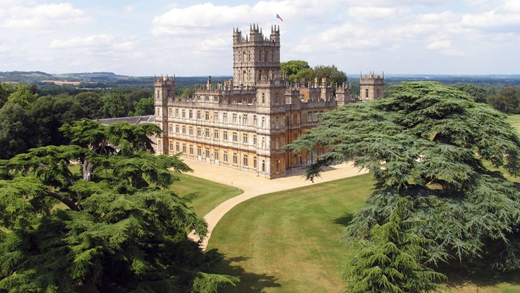 Highclere Castle: Why 'the most famous house in the world' looks so familiar