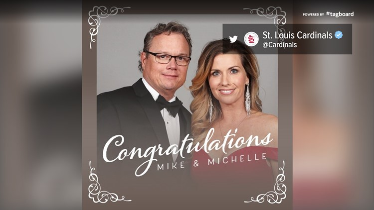 mike shildt gets married