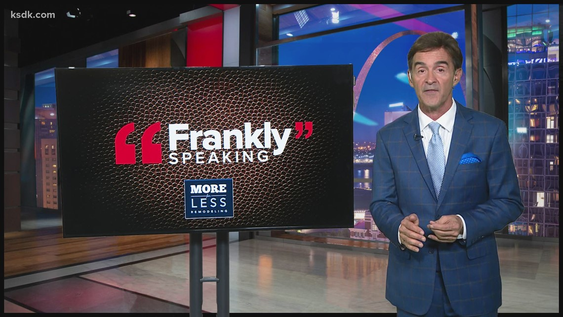 Frankly Speaking: St. Louis steps up again for a big sports event