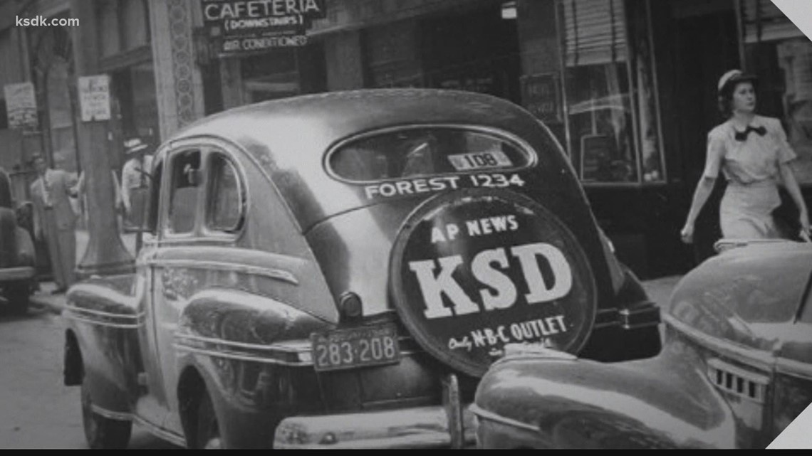 Vintage KSDK | Grant's Farm goats take over interview