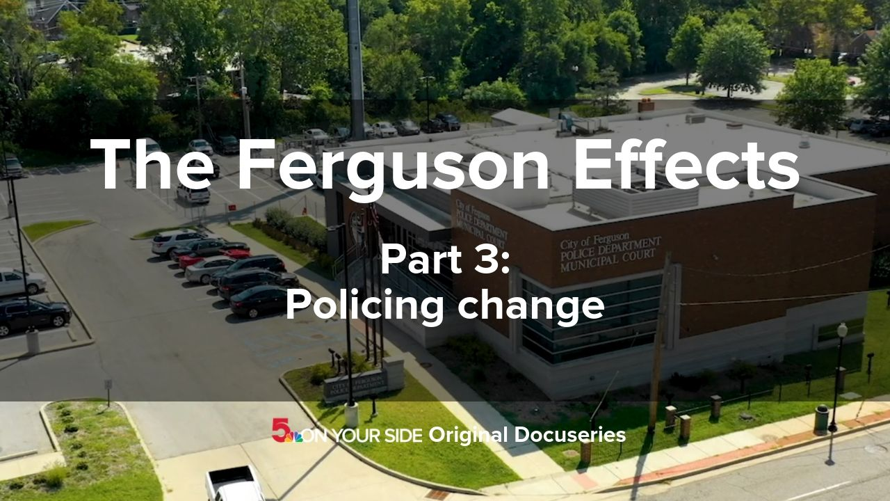 The Ferguson Effects | Part 3: Policing change