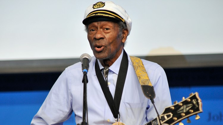 Posthumous Chuck Berry live album to be released in December