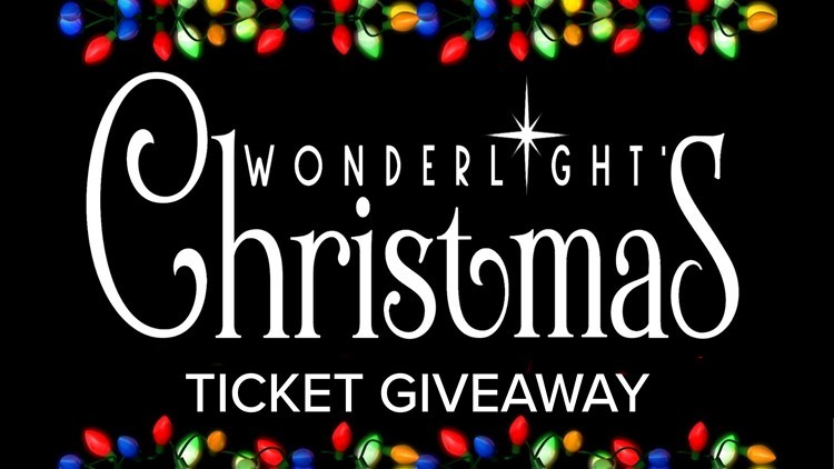 Wonderlights Christmas Comment-to-Win Sweepstakes