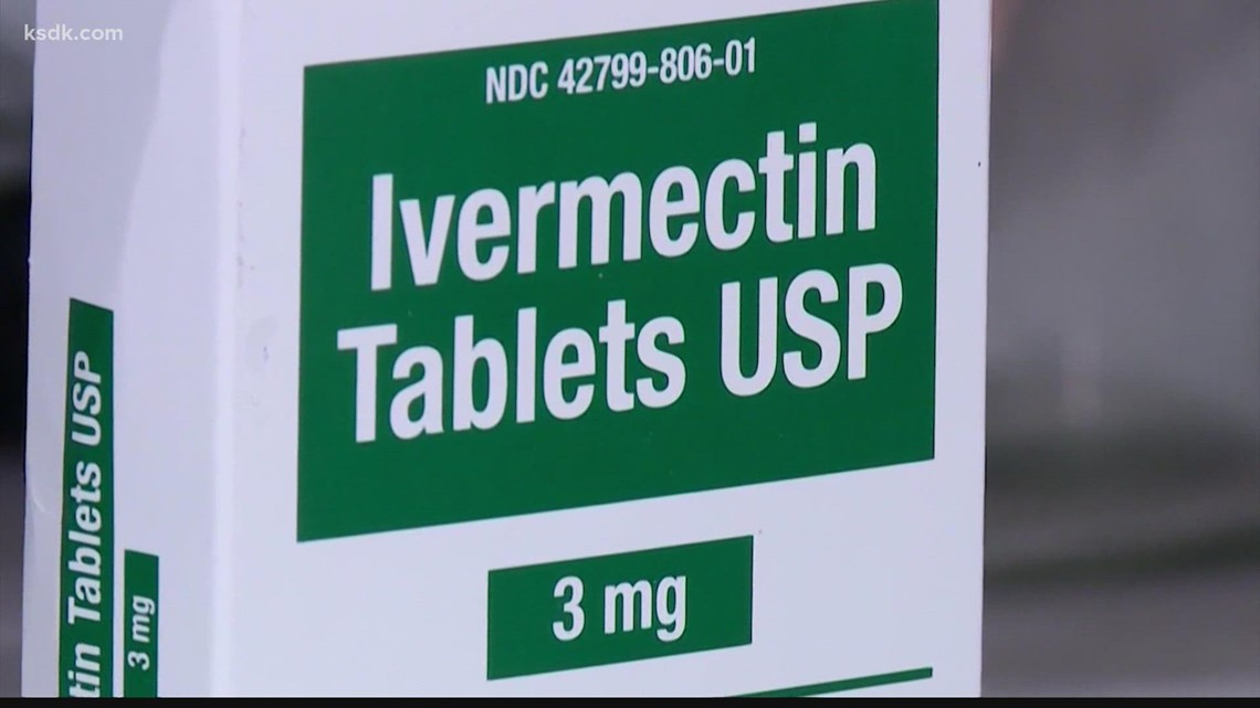 Missouri poison control warns people against misusing ivermectin to prevent or treat COVID-19