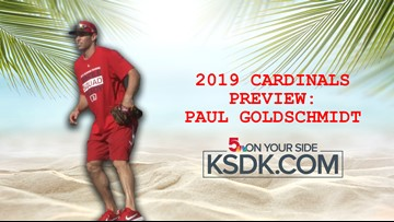 Get to know your Cards: Paul Goldschmidt is ready to mash in St. Louis