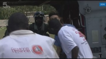 2010: St. Louisans respond to Haiti after devastating earthquake