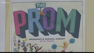 St. Louis producer's musical up for 7 Tony Awards