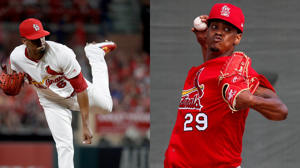 Cardinals promote Reyes, Cabrera, make additional roster moves in response to COVID-19 cases