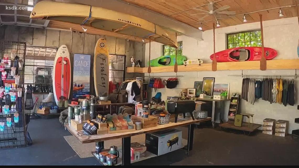 Big Muddy Adventures opens storefront