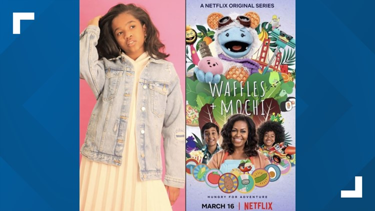 St. Louis native guest stars in Netflix series with Michelle Obama