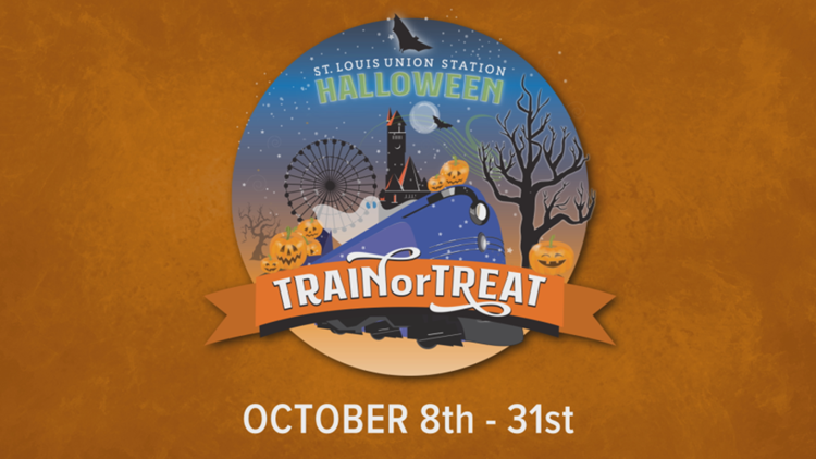 Train or Treat at St. Louis Union Station Comment-to-Win Sweepstakes