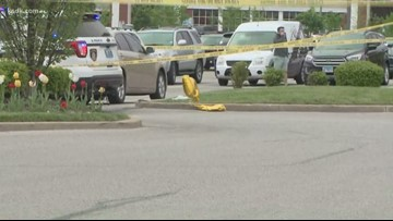 Officer involved shooting in Ladue