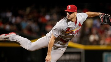 Can Jack Flaherty get some help?