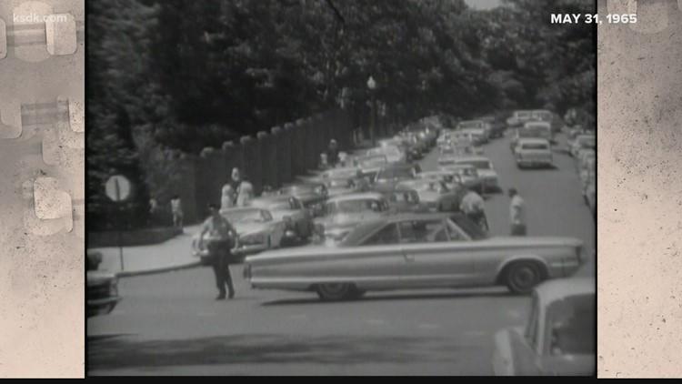 Vintage KSDK: Memorial Day 1965