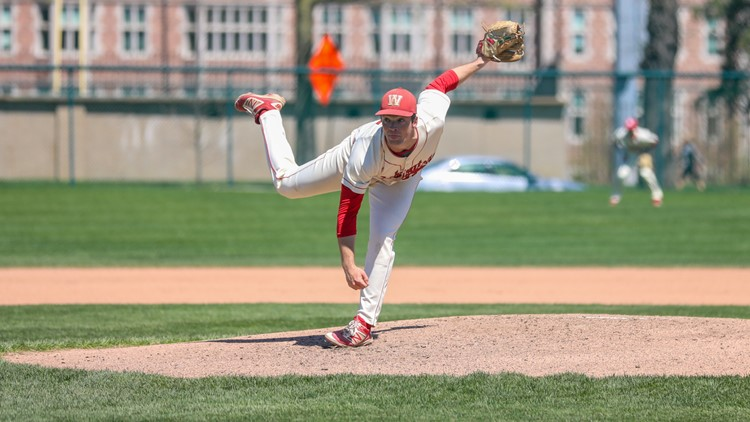 WashU pitcher John Howard was named National Pitcher of the Year for the 2019 season.