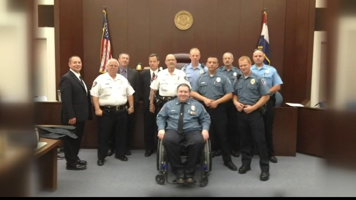 'Happy Alive Day'   Former Rock Hill officer was shot in line of duty 10 years ago