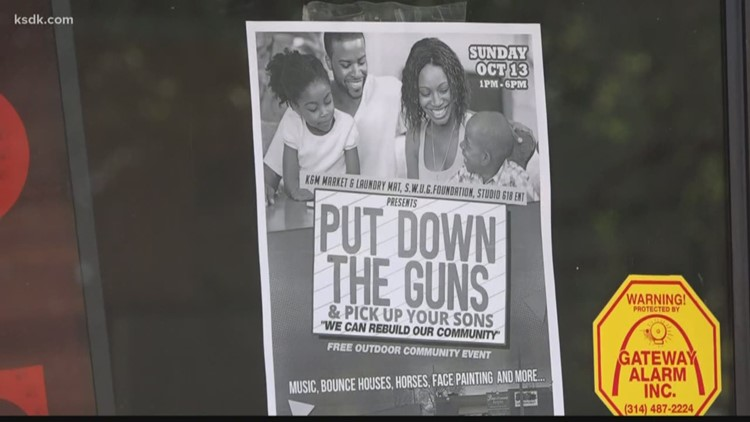 Anti-violence event offers free laundry