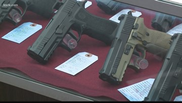 New Illinois law allows judges to remove firearms from gun owners