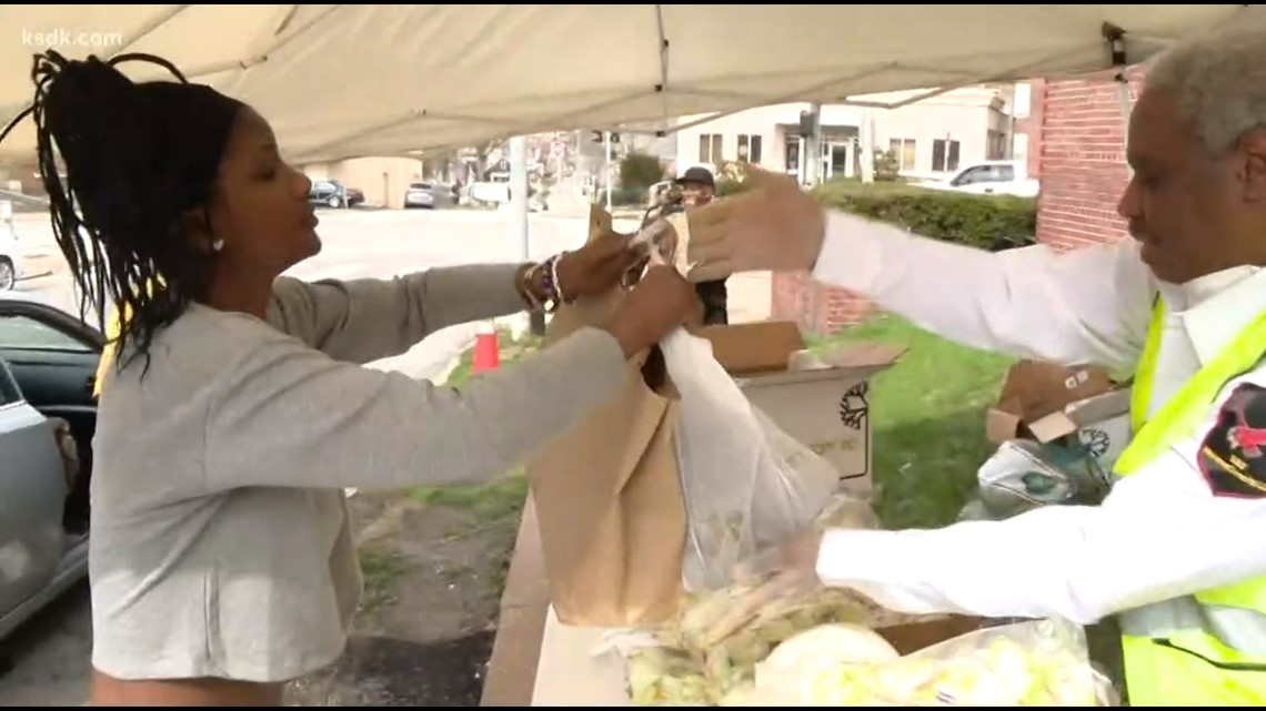 St. Louis church offers free on-the-go meals and essentials for the community