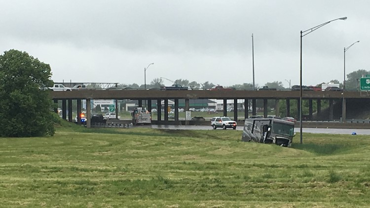 EB I-270 reopened at Lindbergh in north county after fatal accident