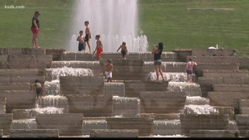 Highlighting one of the best of the 109 parks in St. Louis