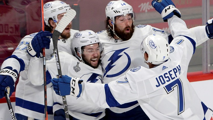 Maroon 3-peat? Lightning forward can join elite Cup company