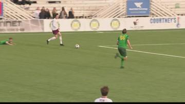Soccer state semifinals: Lindbergh v. De Smet