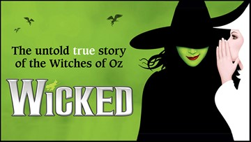 $25 WICKED ticket lotteries announced for Fox Theatre performances