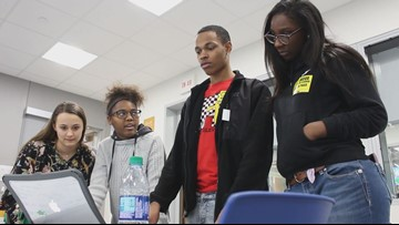 Students in St. Louis city, county collaborate on public service announcement