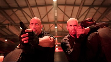 Powered by The Rock and Jason Statham's comic timing, 'Hobbs and Shaw' is a rollicking summer cocktail
