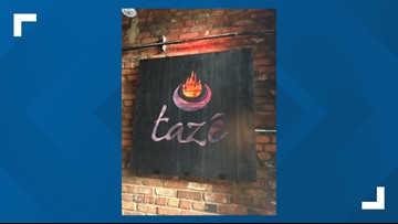 Tazé Mediterranean closes downtown, Central West End locations