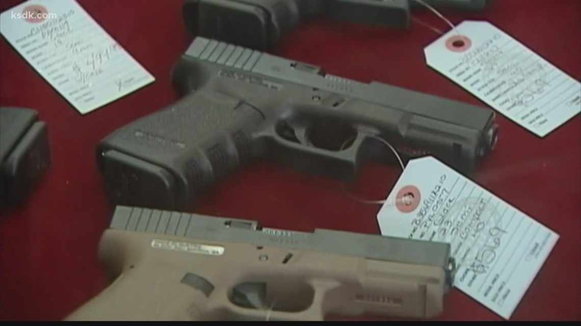 Missouri lawmakers advance bill on concealed guns