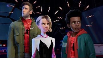 Groundbreaking 'Spider-Verse' makes Spider-Man seem new again