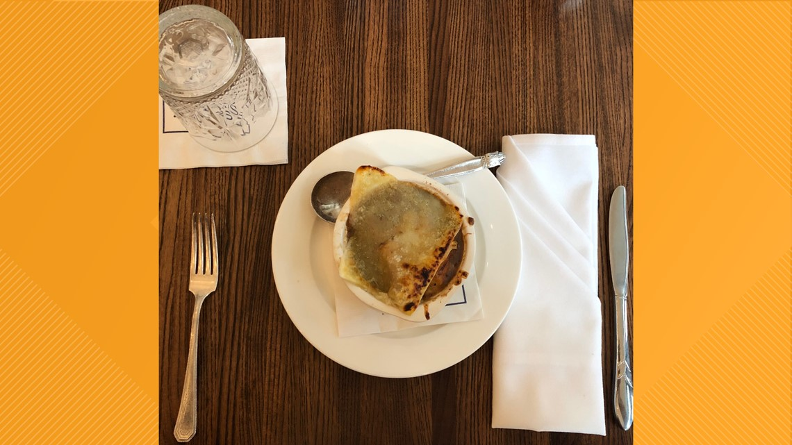Then and now: Famous-Barr's French onion soup recipe