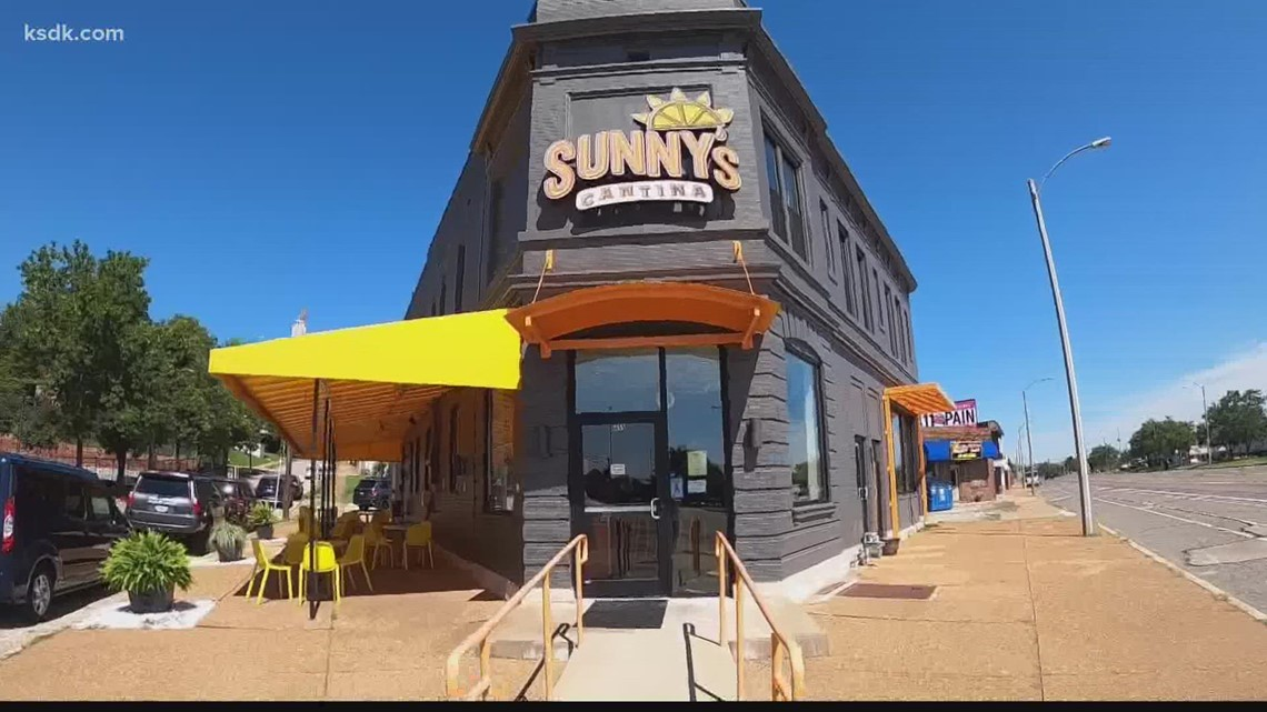 Sunny's Cantina in Dogtown is serving up Mexican food and helping the community