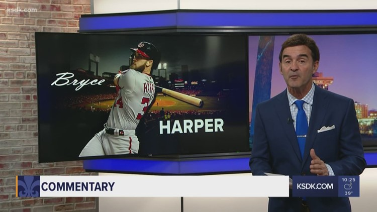Commentary: Frank sees Cardinals pulling out all the stops to get Harper