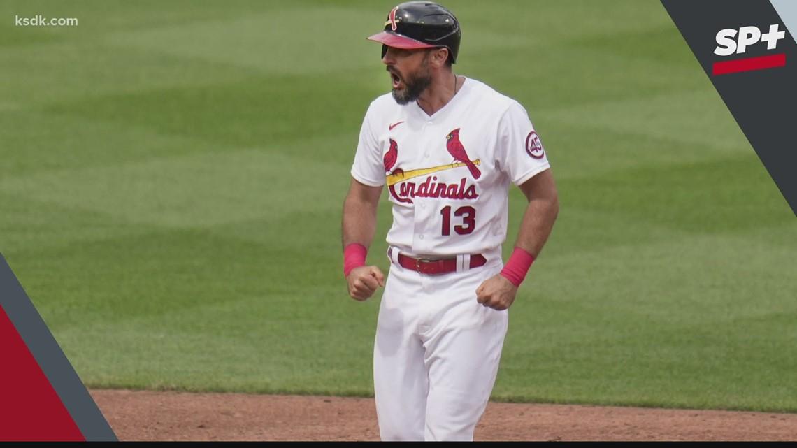 Cardinals' Matt Carpenter talks about struggles and perseverance