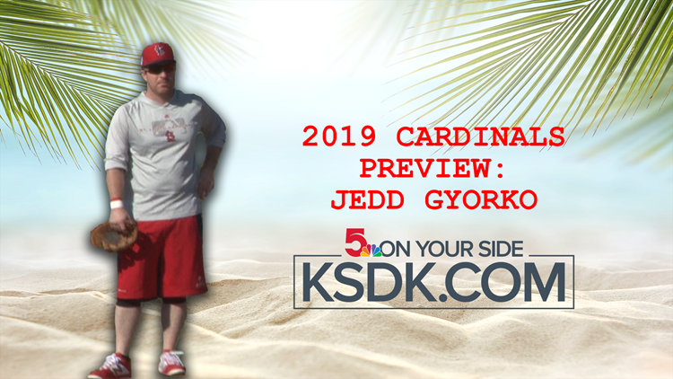 Get to know your Cards: Jedd Gyorko is ready for anything in 2019