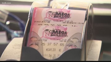 Chesterfield man wins $1 million in Christmas Day Mega Millions drawing