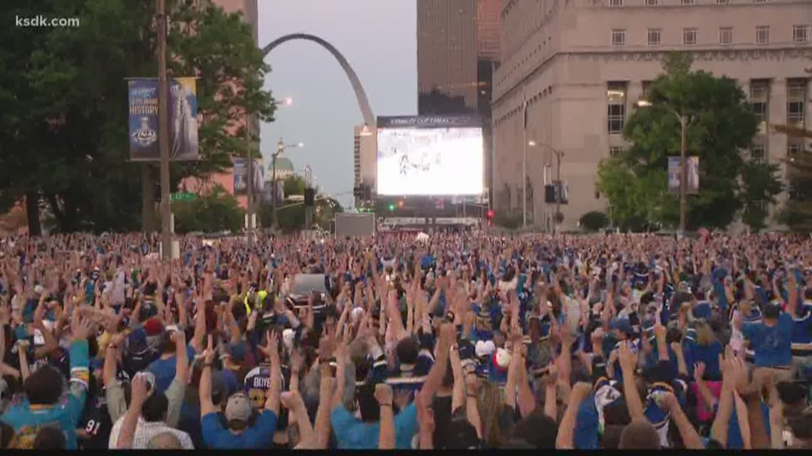 St Louis Gas Prices >> Busch Stadium to host Stanley Cup Final Game 7 watch party ...