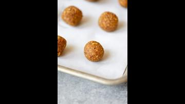 Recipe of the Day: No-Bake Pumpkin Balls