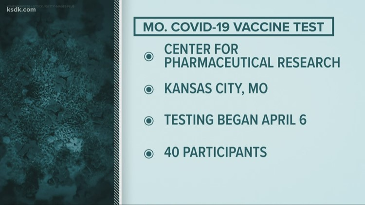 Missouri researchers testing potential COVID-19 vaccine