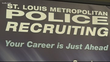 SLMPD down 138 officers, blames residency requirement