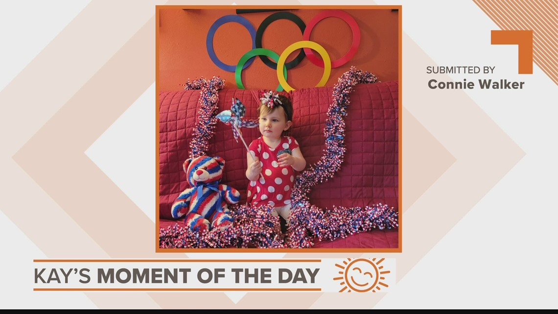 Kay's Olympic-themed Moment of the Day: July 23, 2021