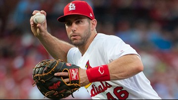 As Paul Goldschmidt goes, the Cardinals will follow in the second half