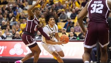 Mizzou basketball sets NCAA record in 66-64 loss to Texas A&M