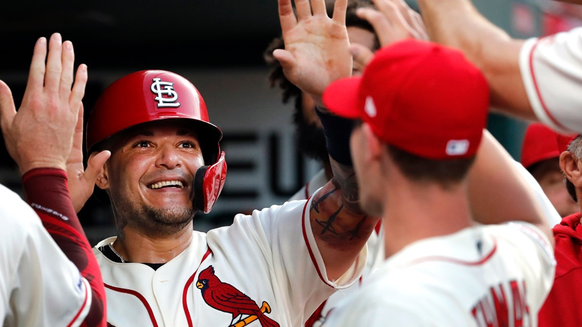 Molina is ready to rejoin Cardinals