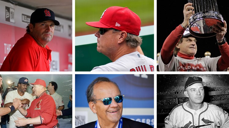 Where does Mike Shildt rank in the history of Cardinals managers?